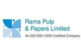 Rama Pulp & Papers Limited